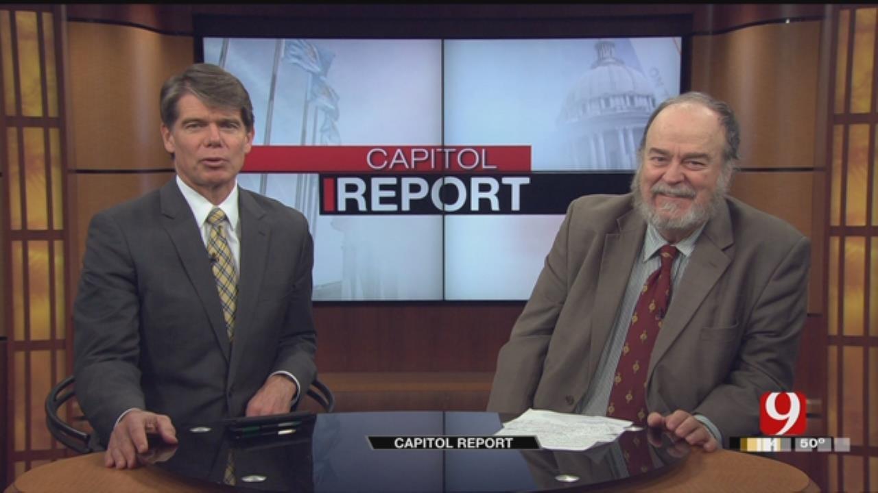 Capitol Report: Budget Shortfall