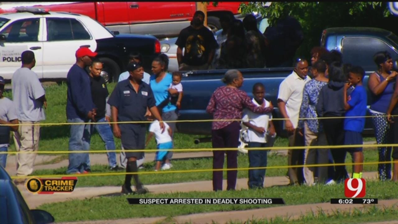 Suspect Connected To Deadly NW OKC Shooting Identified