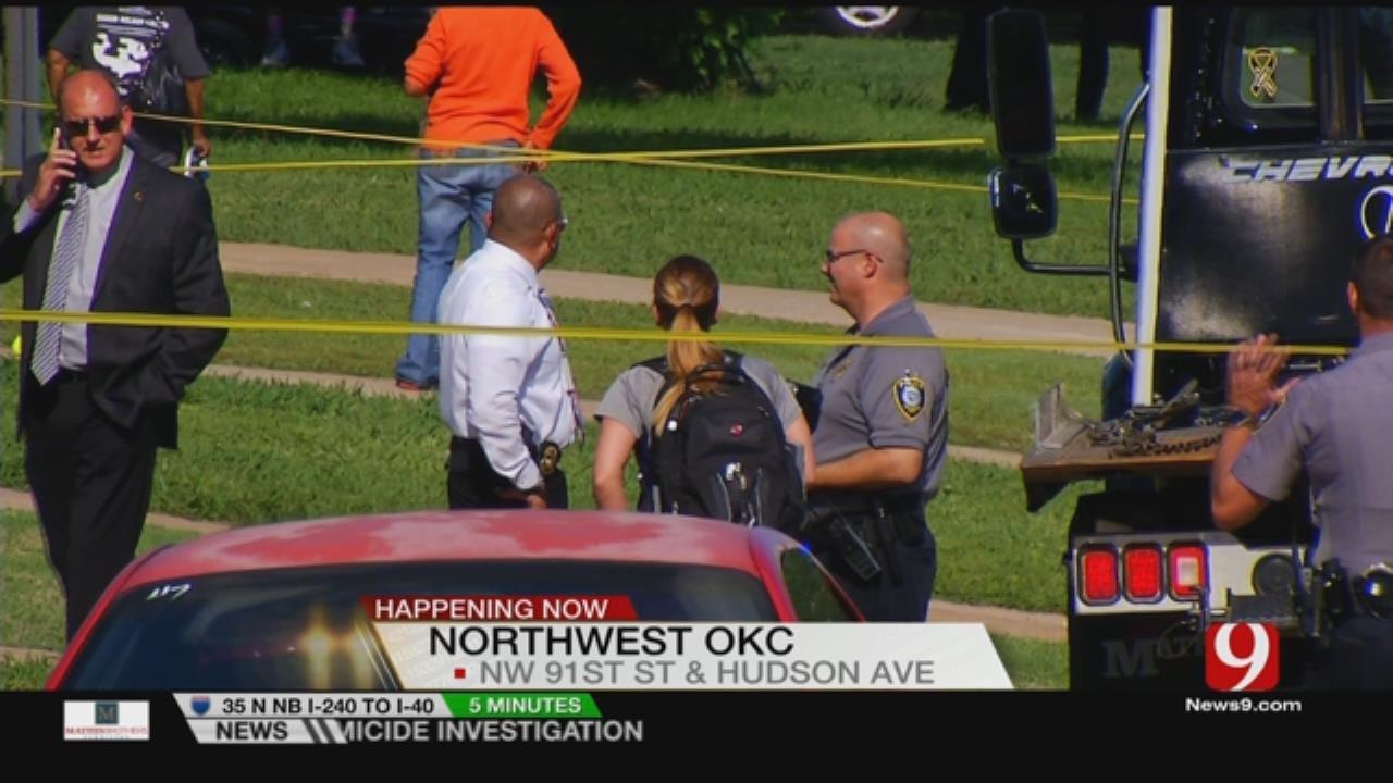 Police Investigate Homicide In NW OKC Neighborhood
