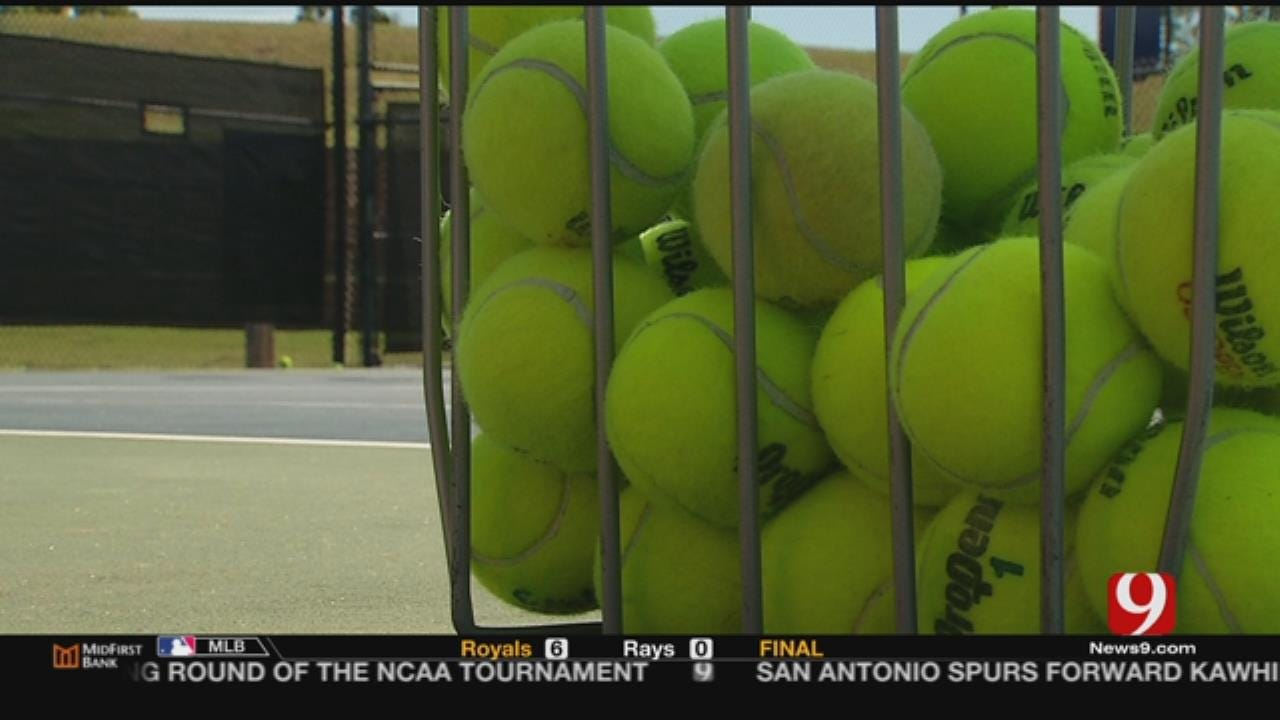 Heritage Hall Tennis Looks For Four Straight