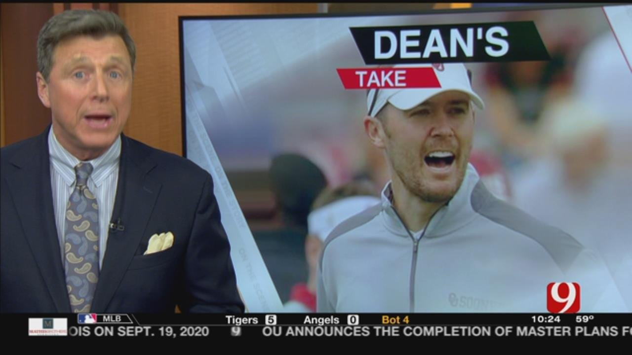 Dean's Take On Lincoln Riley's Three-Year Extension