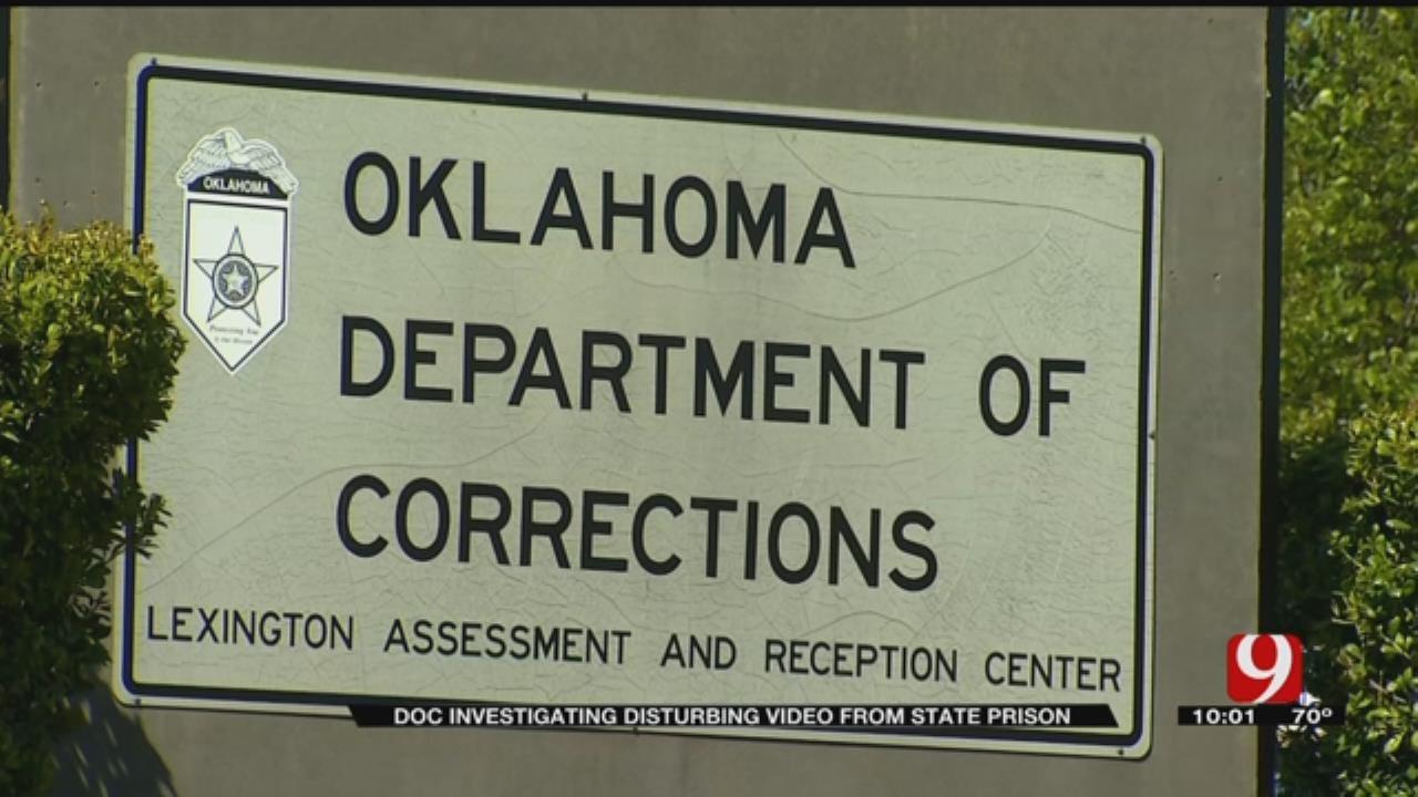 DOC Investigating Disturbing Video From State Prison