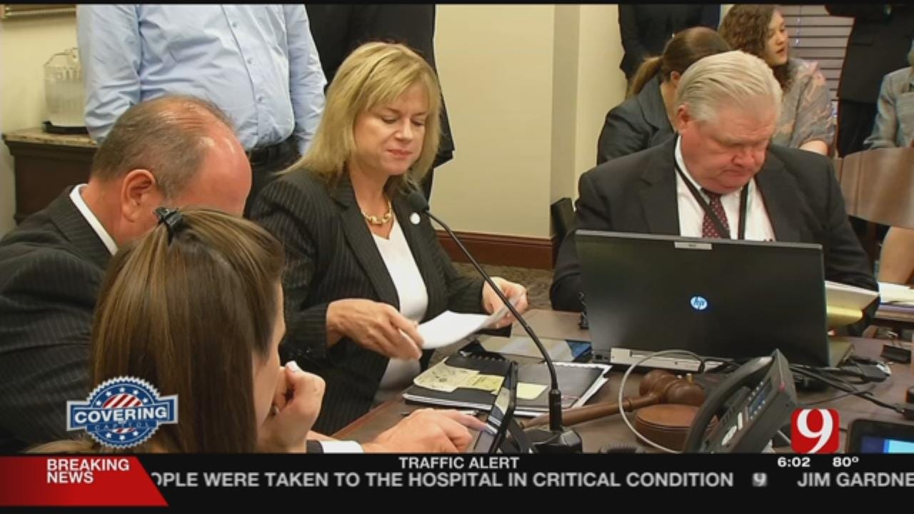 Lawmakers Put Off Drilling Expansion Discussion Tuesday
