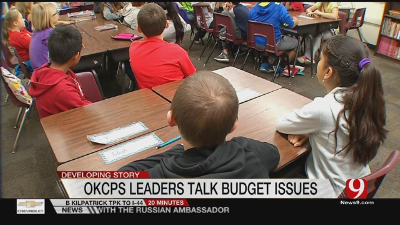 Educators Frantic As Lawmakers Bring Budget Deal To The Wire