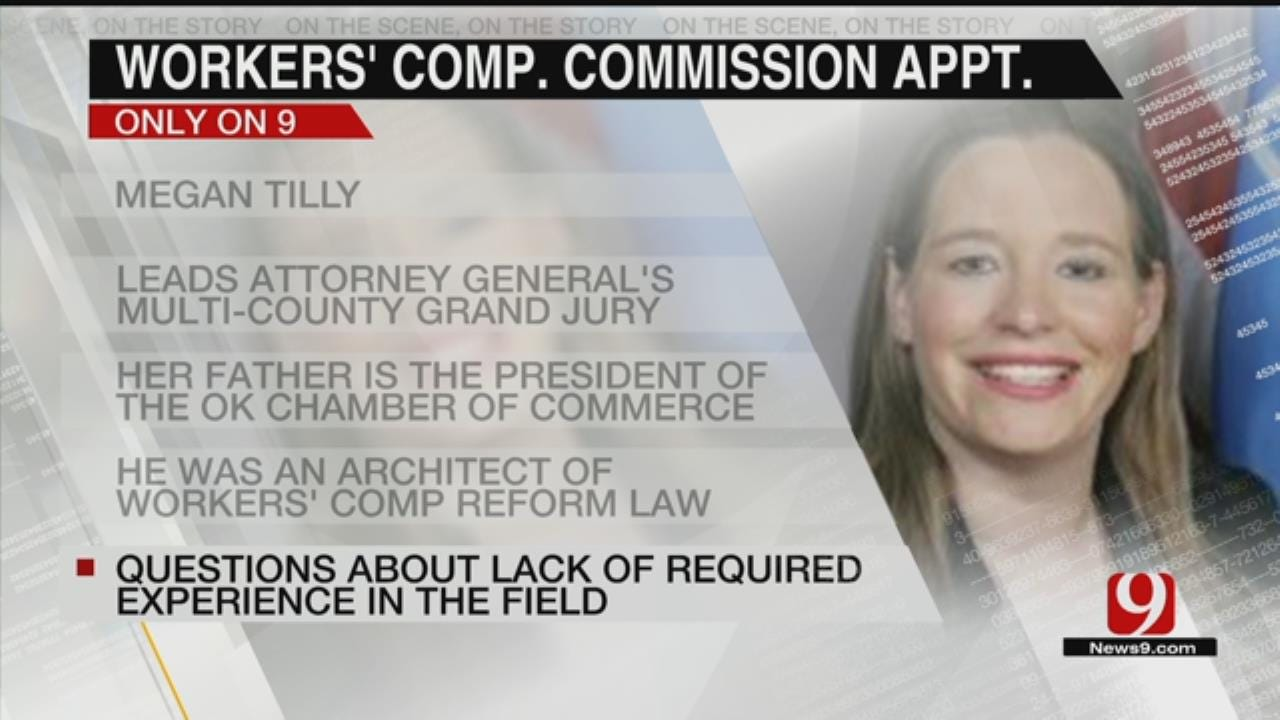 Prominent Workers Comp Attorney to Challenge Gov.'s Appointment to Commission