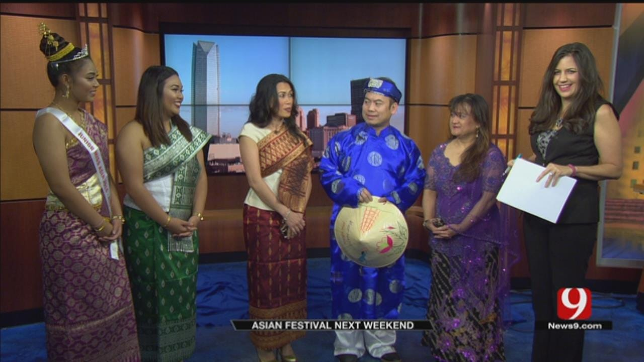 Asia Society of OK Hosting 31st Annual Asian Festival