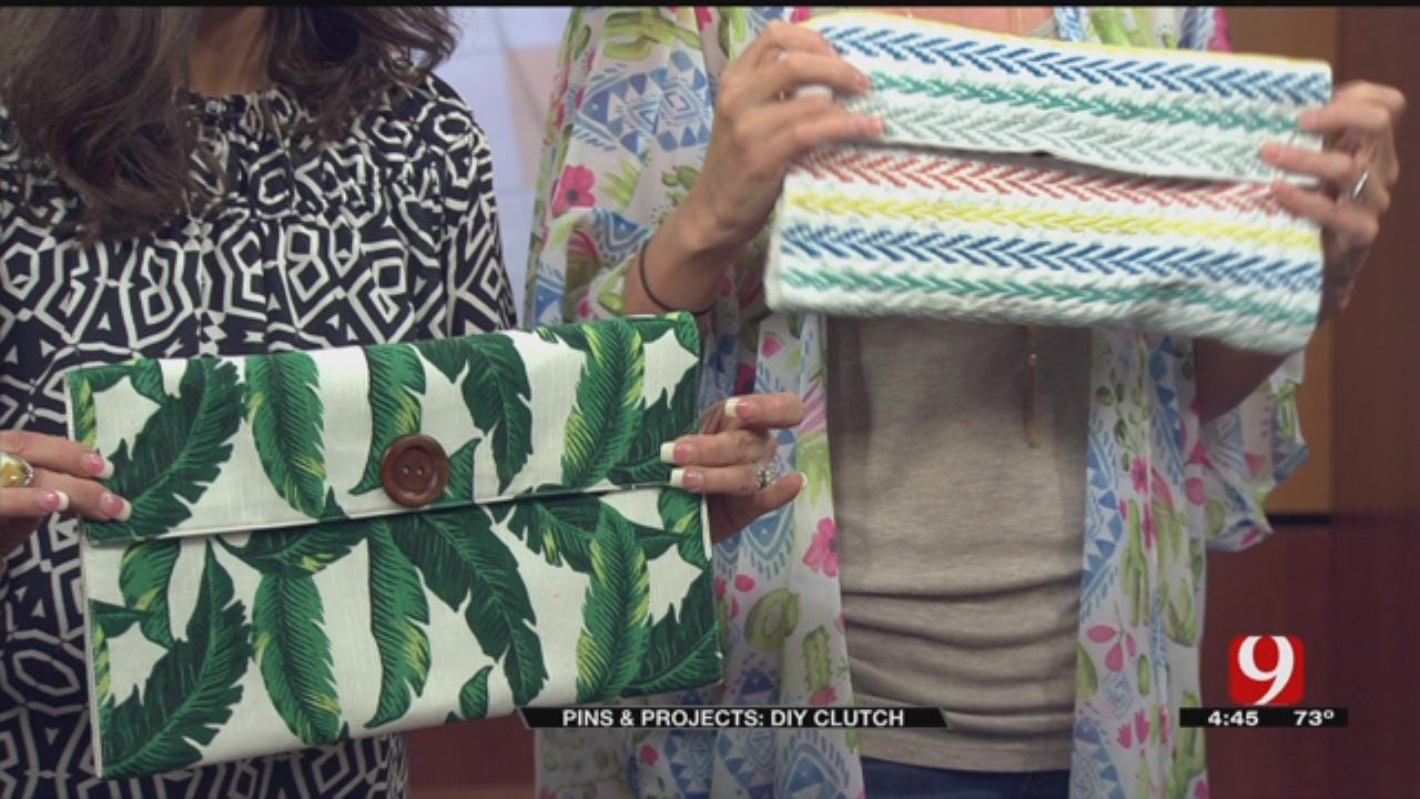 Pins & Projects: DIY Clutch