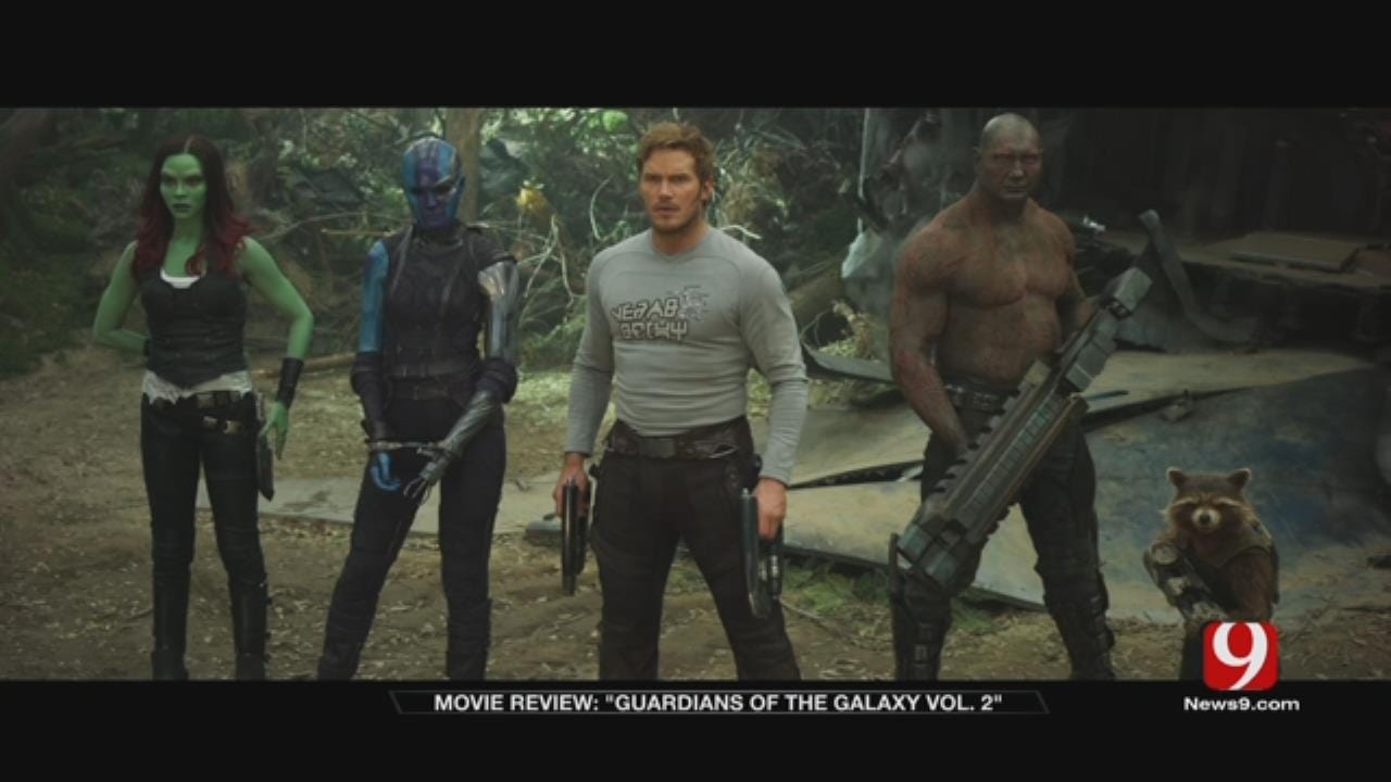 Dino's Movie Moment: Guardians Of The Galaxy: Volume 2