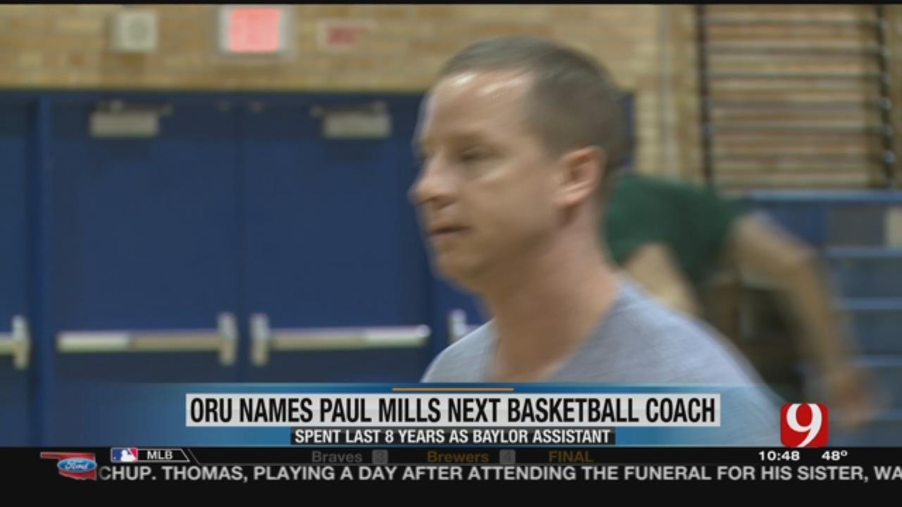 ORU Picks Its New Head Basketball Coach
