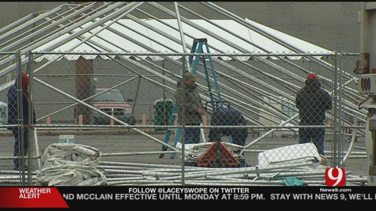 Storms Impact On OKC Memorial Marathon, Festival Of The Arts