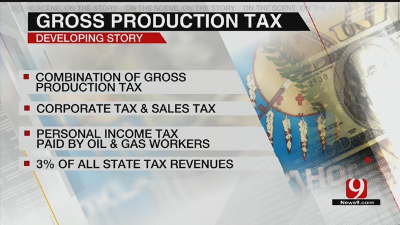 Gross Production Tax Eyed As Solution To State Budget Woes