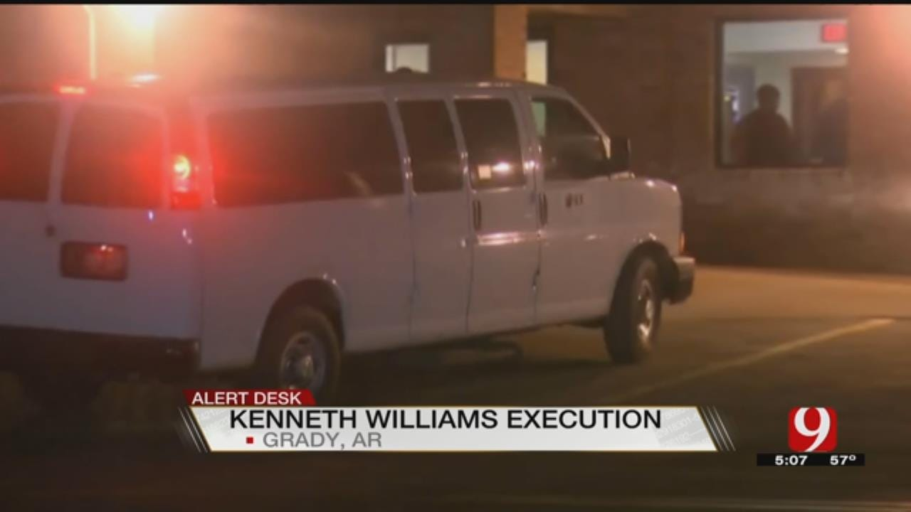 Arkansas Carries Out Its 4th Execution