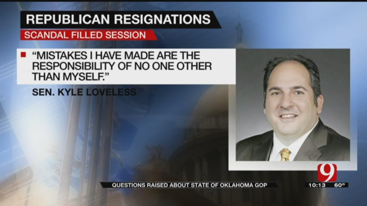 After Third Resignation, Is The Oklahoma GOP In Trouble?