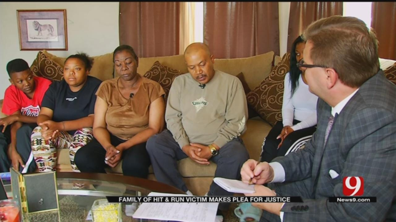 Family Of OKC Hit-And-Run Victim Makes Plea For Justice