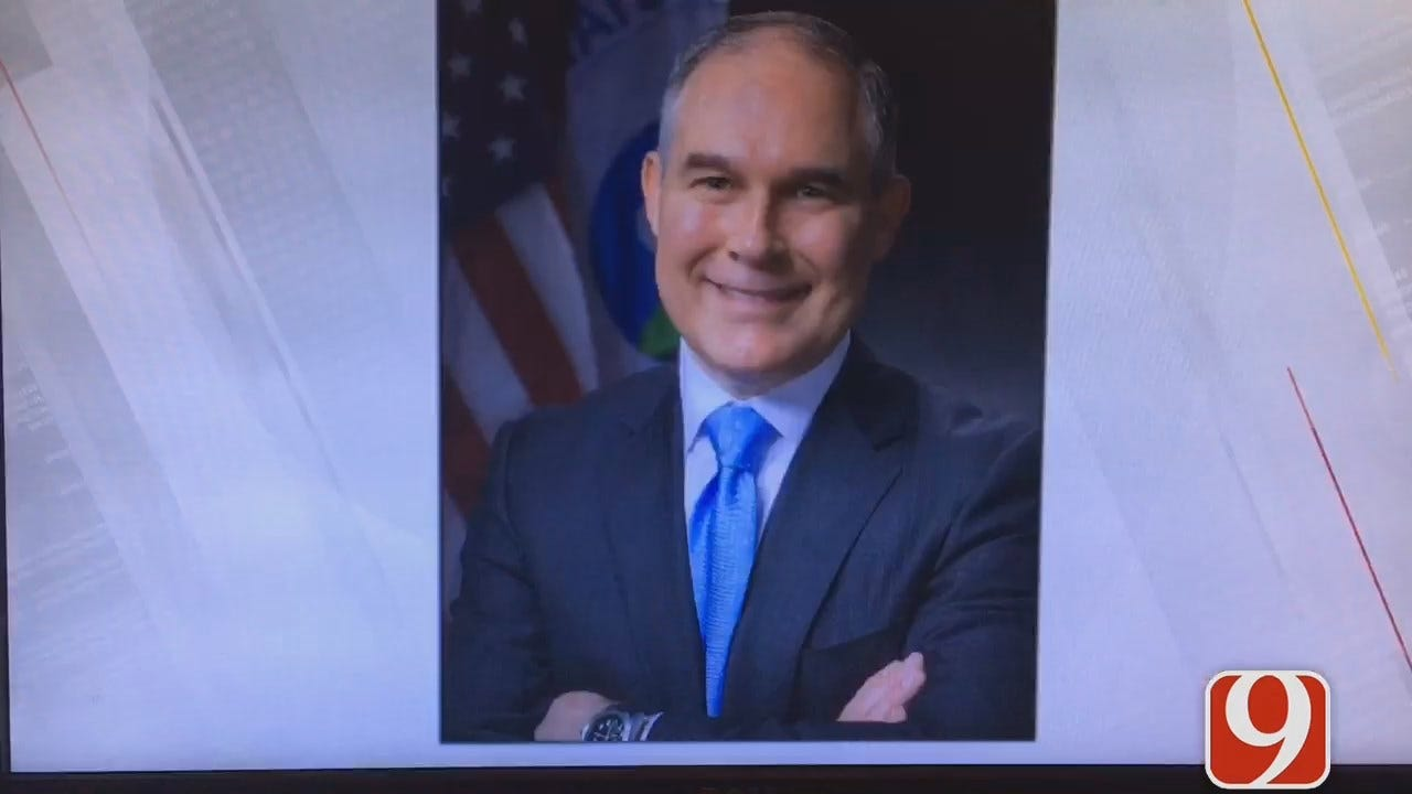 EPA Chief Pruitt Withdraws From GOP Gala Amid Ethics Complaint