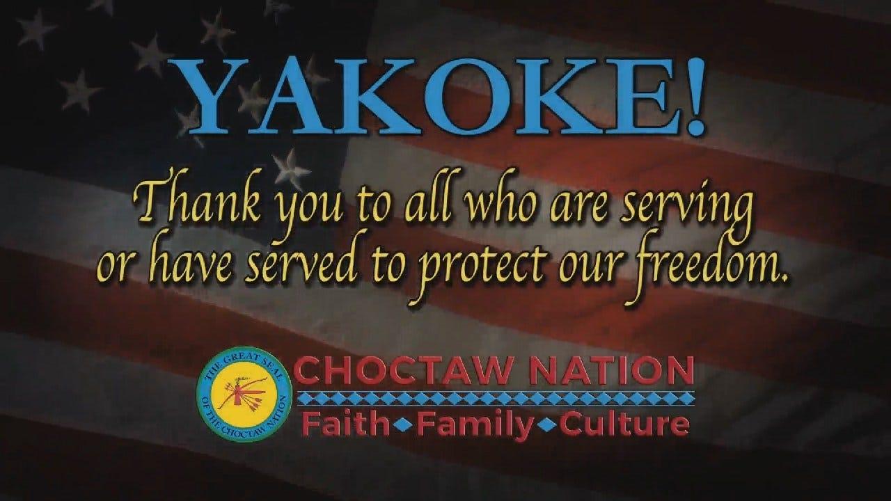 Choctaw Veterans
