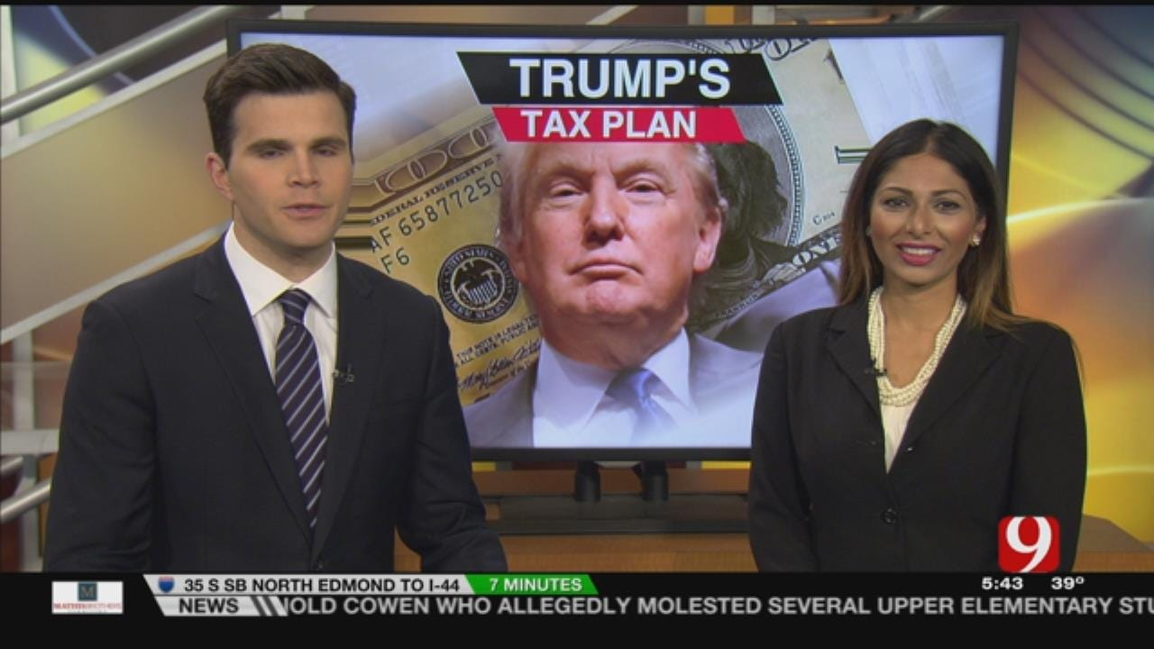 OKC Tax Expert: Oklahoma To Benefit From Trump's Tax Plan But Major Questions Remain