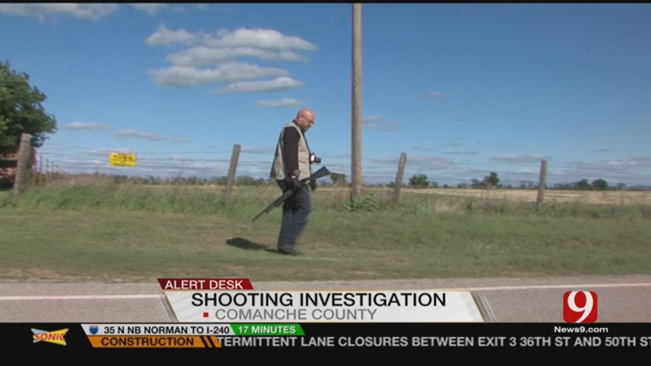 Shooting In Comanche County Leaves Victim In Critical Condition