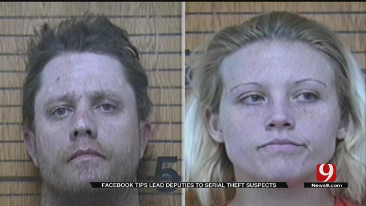 Social Media Tip Leads To Multiple Copper Theft Arrests