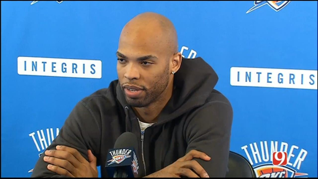Taj Gibson's 2016-17 Exit Interview