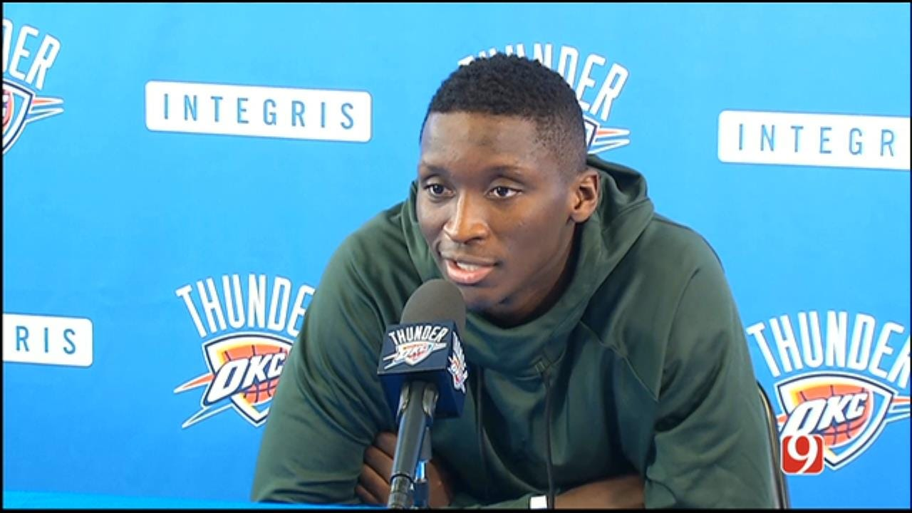 Victor Oladipo's 2016-17 Exit Interview