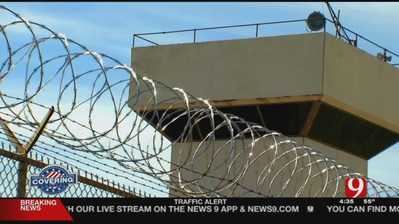Oklahoma DOC Reports Record Number Of Prison Inmates