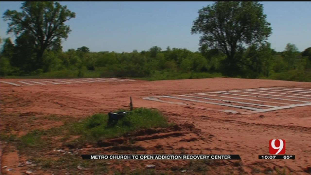 Church's Addiction Recovery Center Faces Opposition From Community
