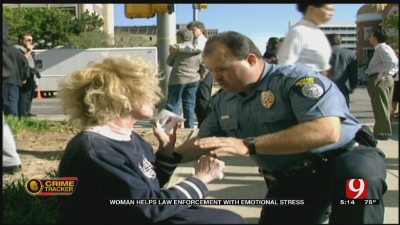 Oklahoma Psychologist Helps Law Enforcement With Emotional Stress
