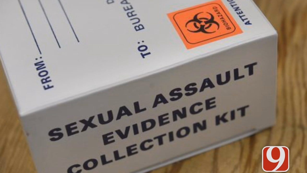 Gov. Fallin Announces Task Force On Sexual Assault Forensic Evidence