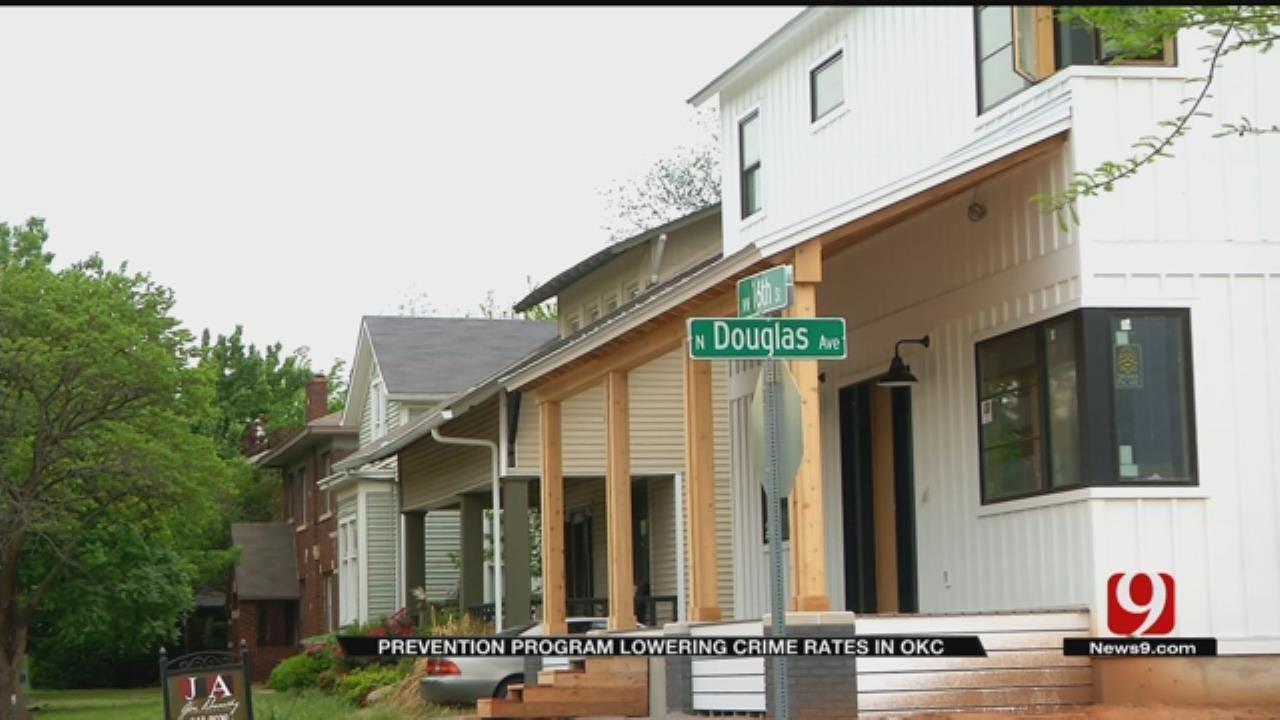 Initiative Works To Make OKC Neighborhoods Safer