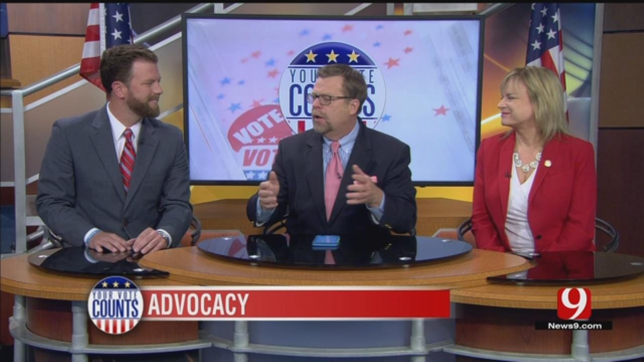 Your Vote Counts: Governor's Race, Advocacy