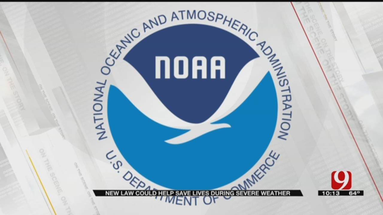 New Law Stokes Controversy Over Forecasting, Climate Change