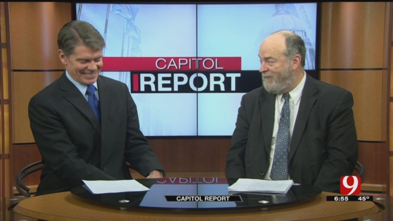 Capitol Report: Governor's Race