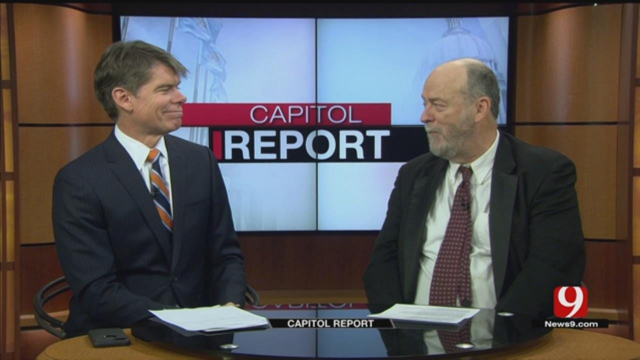Capitol Report: State of the State Address