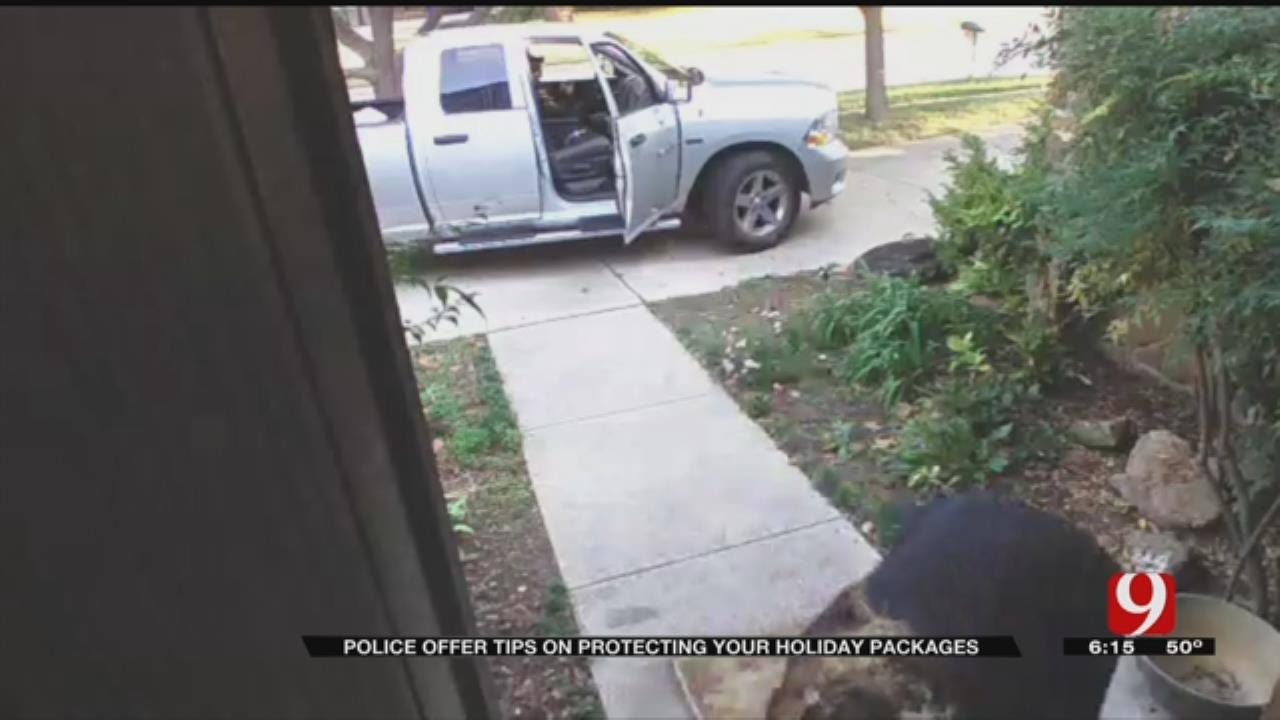 Tips On How To Prevent Thieves From Stealing Packages
