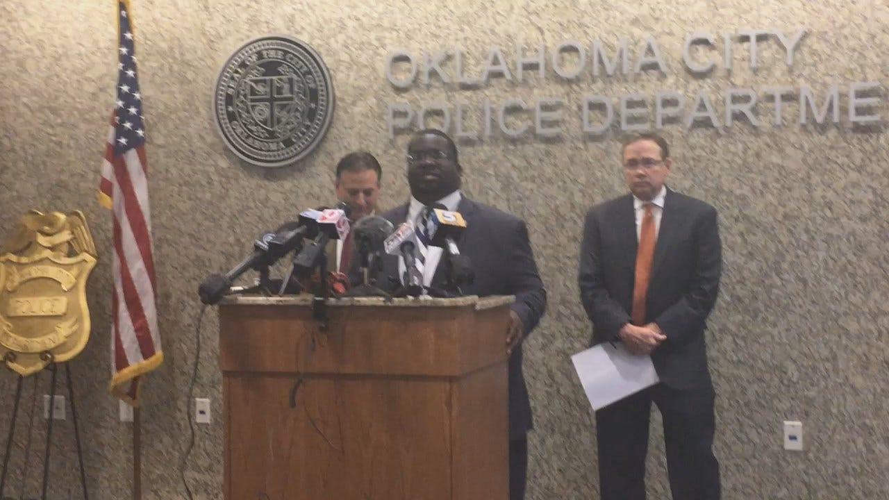 WEB EXTRA: OKC City Councilman Reacts To New Police Body Cam Procedures