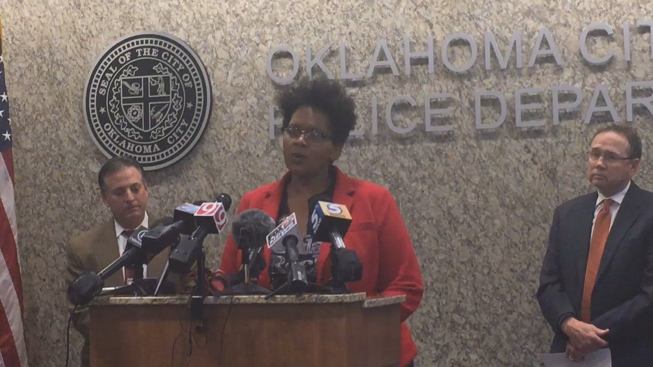 WEB EXTRA: Community Reaction To OKC PD's Body Cam Agreement