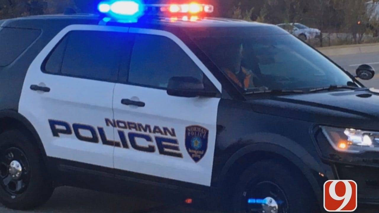 WEB EXTRA: Norman Police Are Investigating An Injury Crash