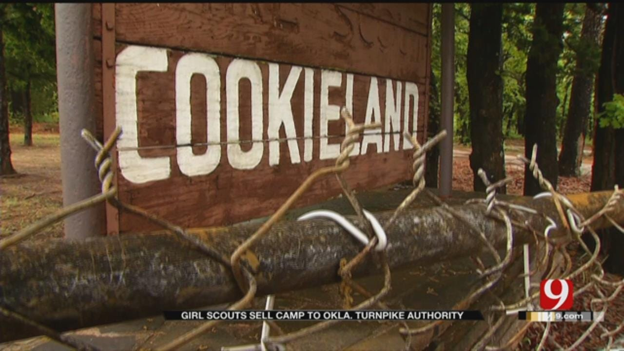 Girl Scouts Sell Camp Cookieland To Turnpike Authority