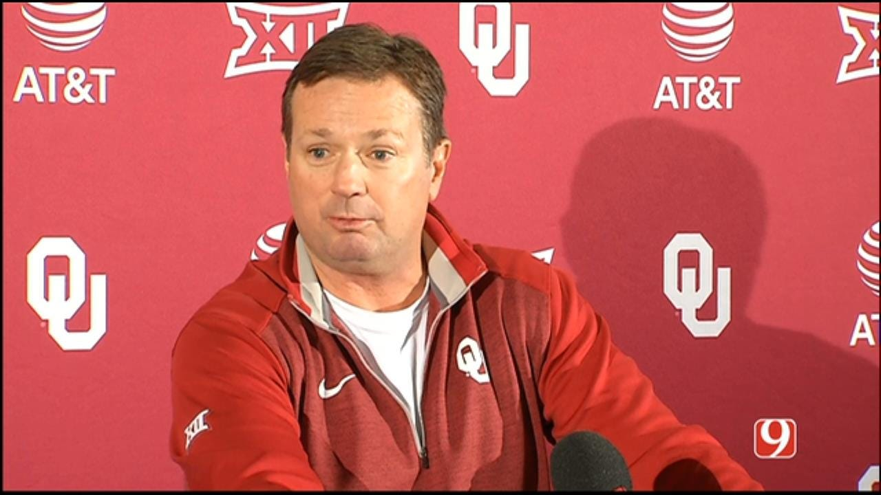 WATCH: Bob Stoops News Conference As Sooners Prepare For Bedlam
