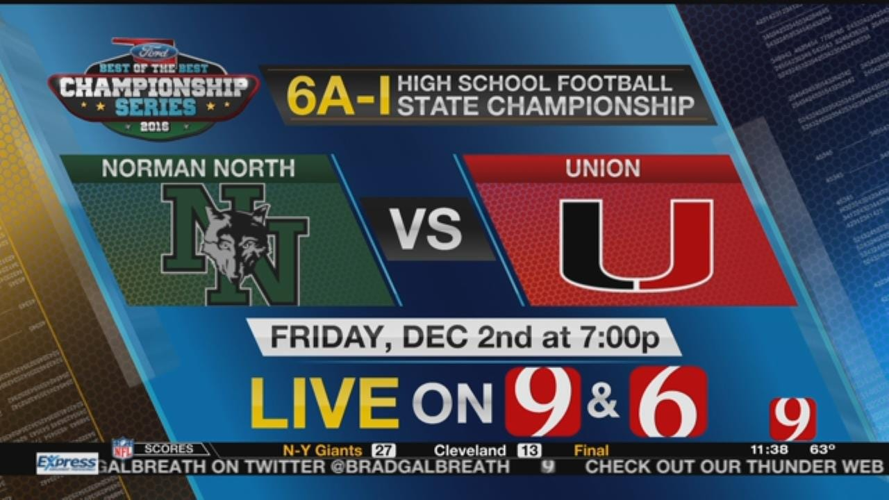 Can Norman North Bring The 6A-I Title West?