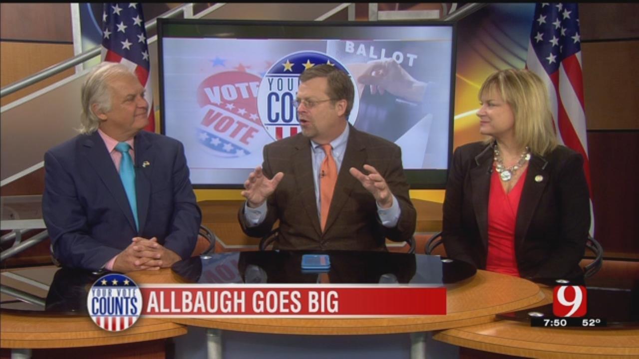 Your Vote Counts: Oklahoma DOC Budget
