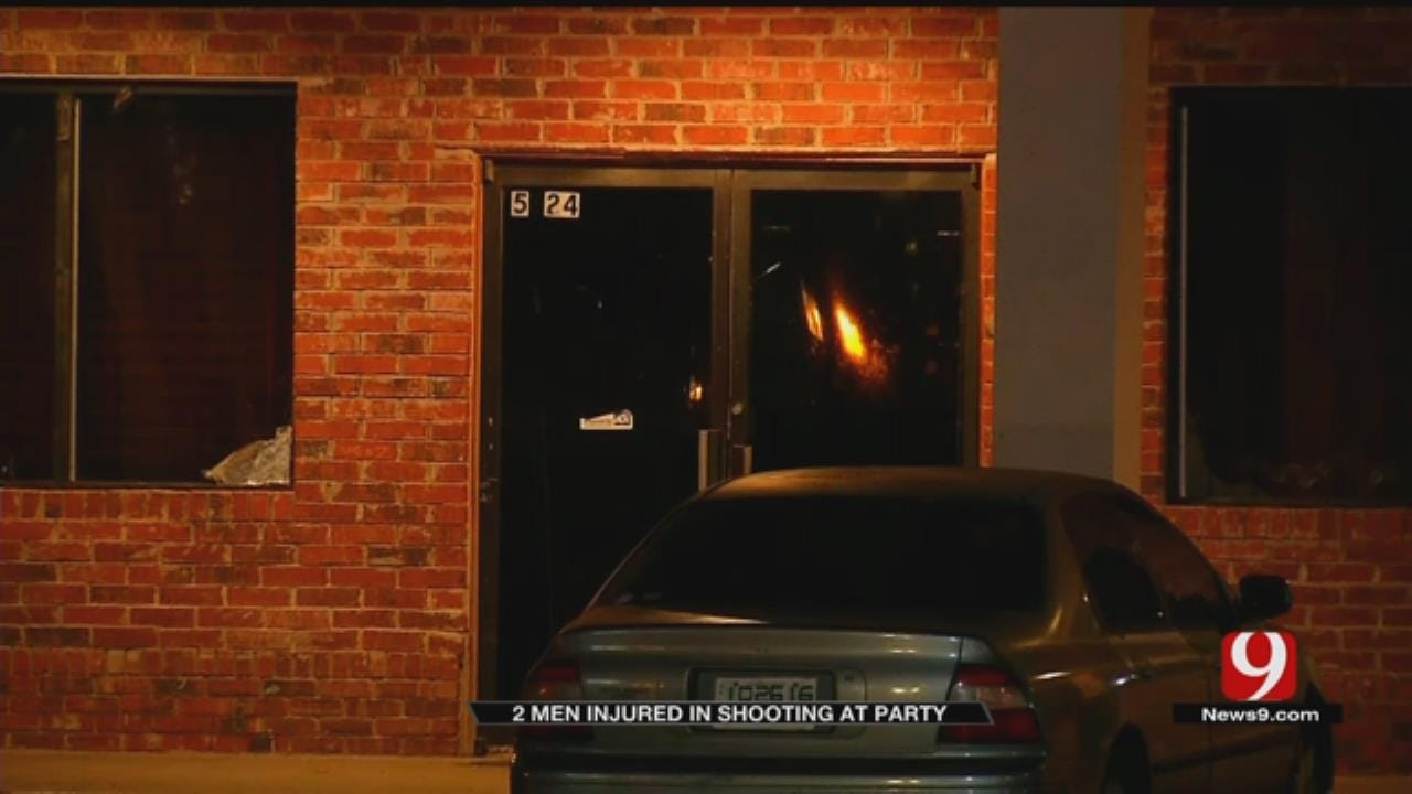 Two Injured Following Shooting In SW OKC