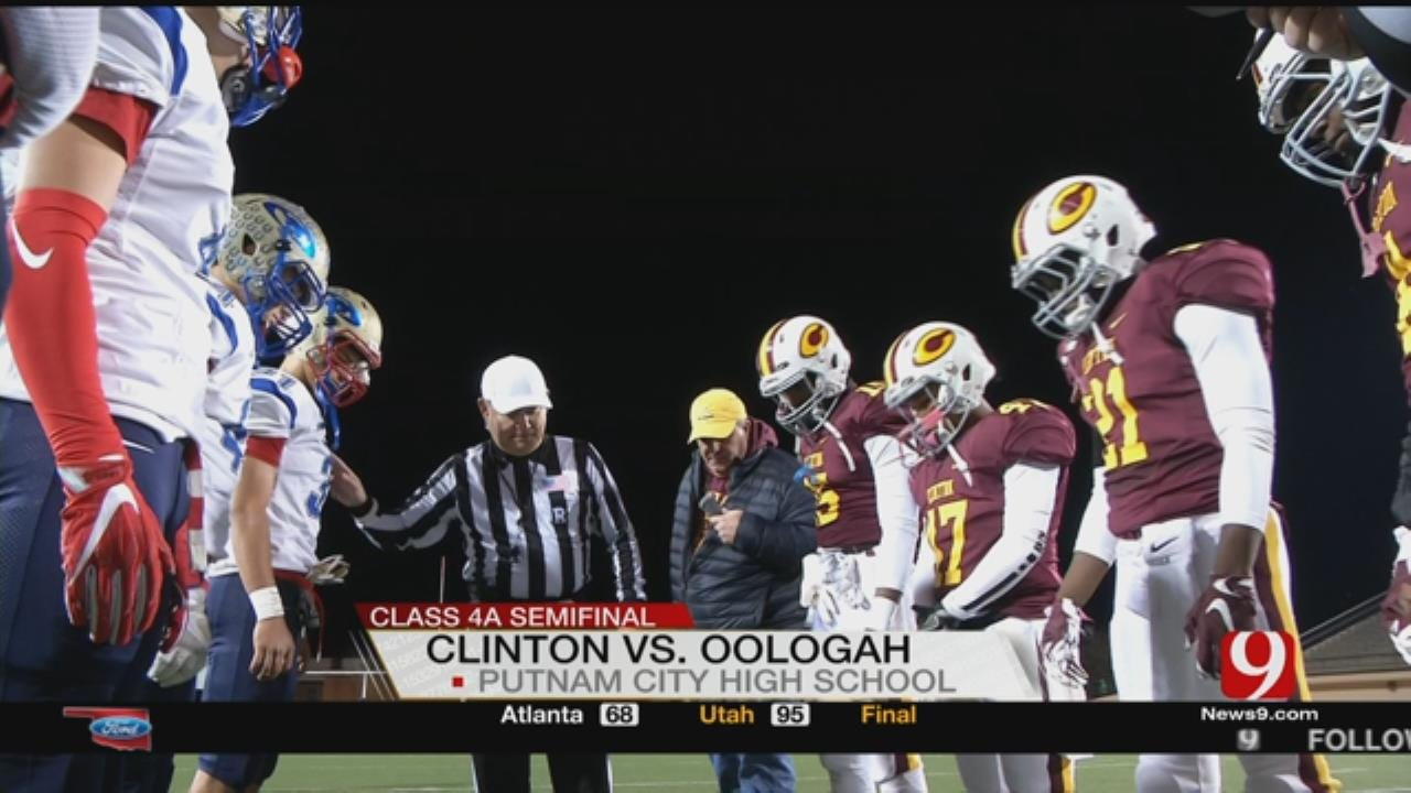 Oologah Holds Off Clinton In 4A Semifinals