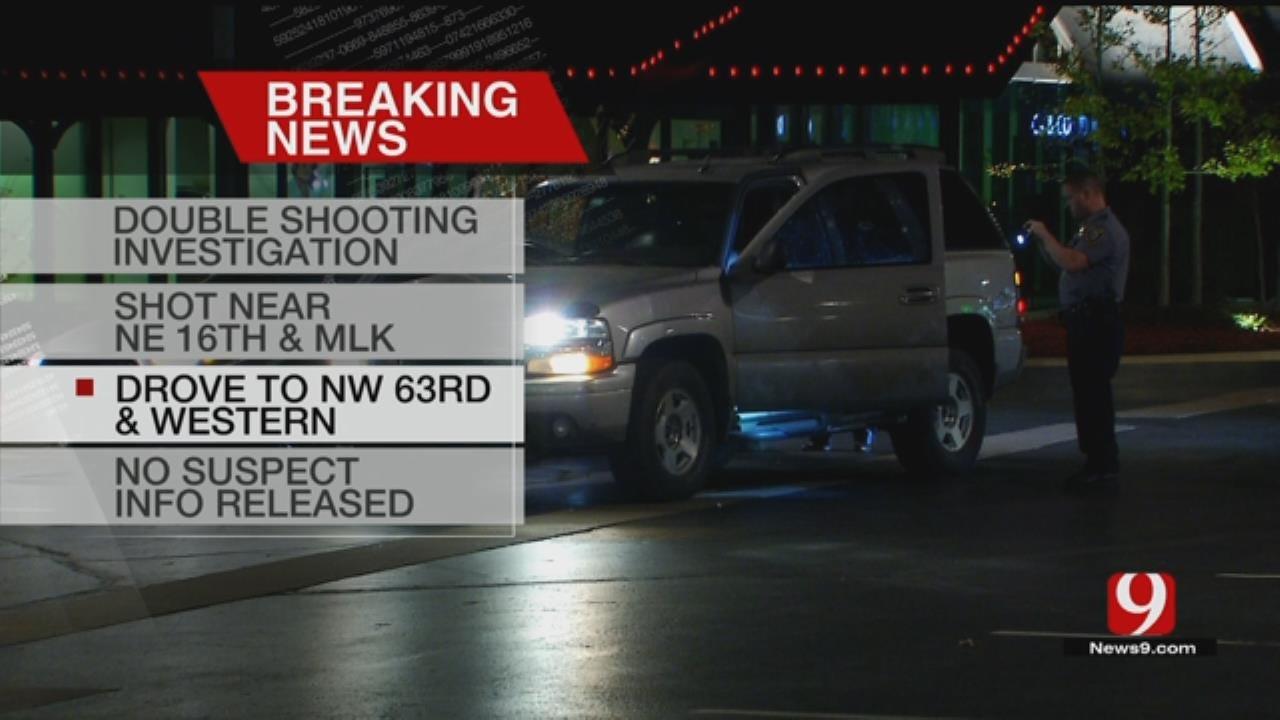 Police: Two Shot In NE OKC