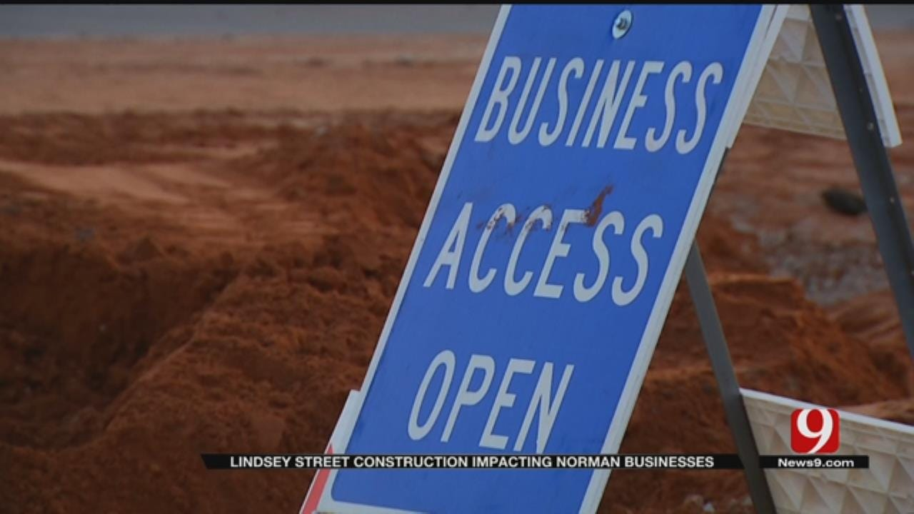 New Push To Help Lindsey Street Businesses In Norman