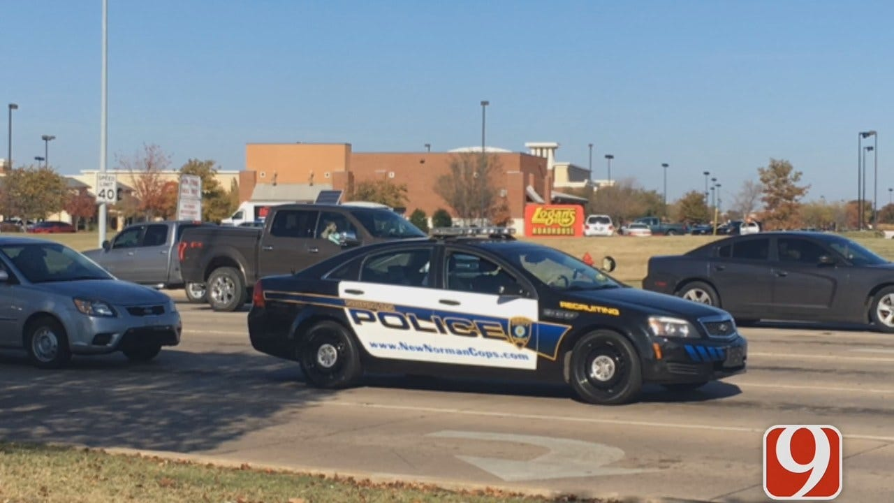 Norman PD Increases Patrols For Black Friday