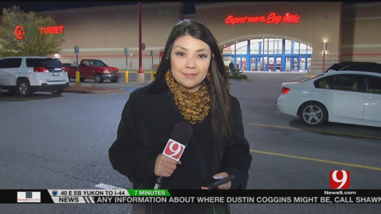 Shoppers Flock To OKC Metro Stores For Black Friday Deals