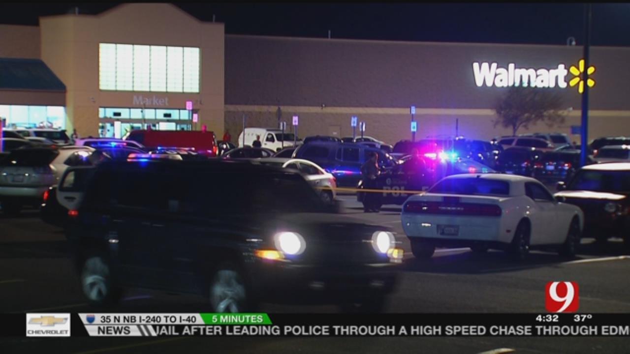Man Hospitalized After Being Shot In Southside Wal-Mart Parking Lot