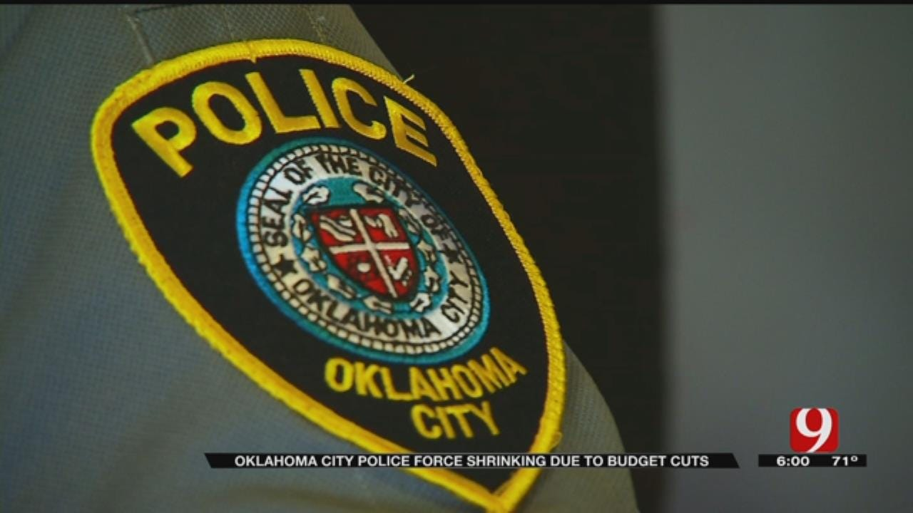Oklahoma City Police To Eliminate 11 Positions